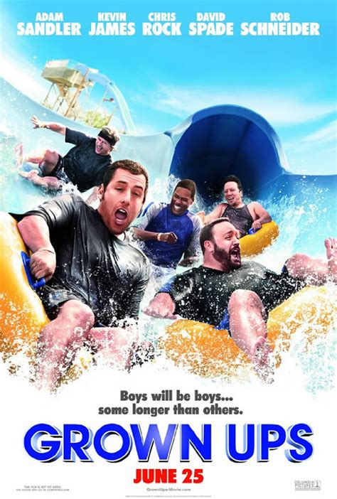 film comedy posters grown ups comedy movie posters
