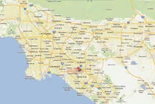 garden grove california map garden grove california map