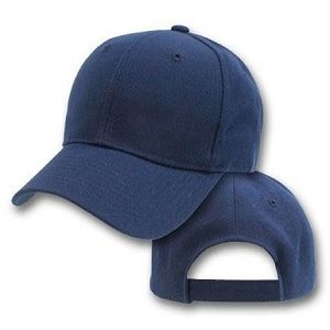 I Big Size Navy big size navy adjustable cap