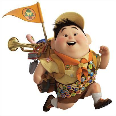 film up boy russell from disney pixar s up minecraft skin