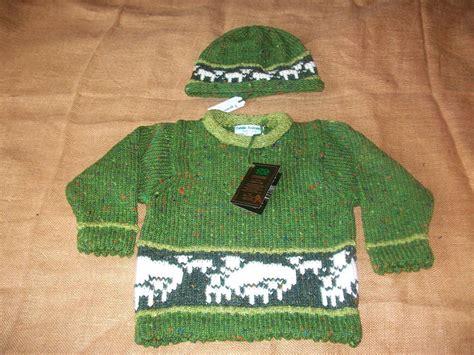 Set Jumper Hk Kid children s items jumper hat set