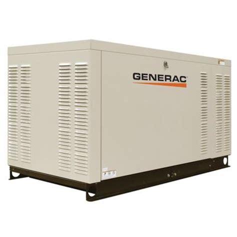 generac generac 30 kw liquid cooled standby generator