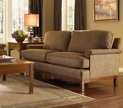 craftsman style sofa living room furniture