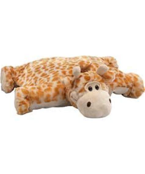 Pillow Pet Giraffe by Snuggle Pets Pillow Chums Jerry The Giraffe