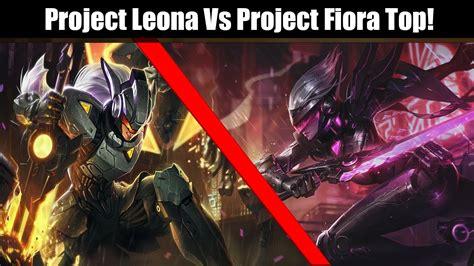 counter to fiora lol smurfing leona top vs fiora top