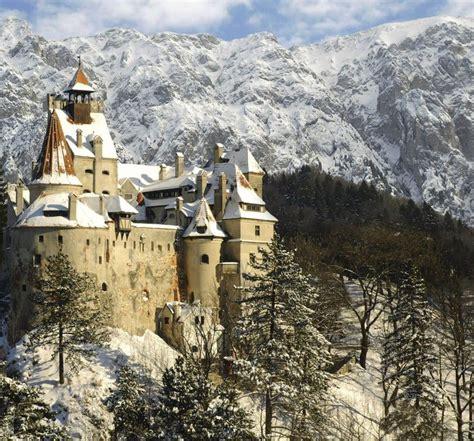 transylvania dracula castle bran castle transylvania romania romania pinterest