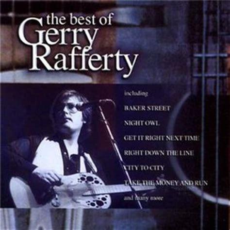 gerry rafferty best of gerry rafferty free listening concerts stats