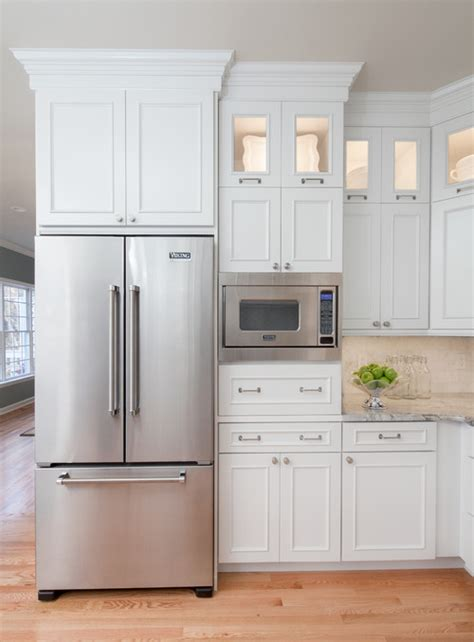 t14 kitchen island unit with hidden microwave cupboard where to put the microwave in your kitchen huffpost