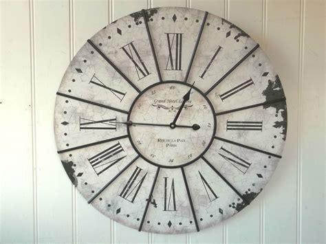 deep extra large wall clock ridgeway extra large wall clocks home design