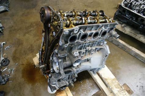 Toyota Highlander Engine Problems 2002 Toyota Highlander 2 4 Engine Rebuild
