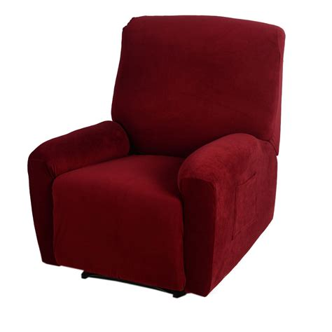 sofa and armchair covers elegant pure colour one seater recliner cover retro couch