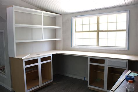 Craft Room Cabinets - office craft room update