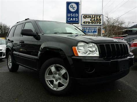2006 Jeep Grand Laredo 4wd 2006 Jeep Grand Laredo 4dr Suv 4wd In Grants Pass
