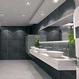 How To Clean Venetian Blinds Without Taking Them Down Public Washroom Portfolio Work Evermotion Org Design