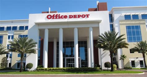 office depot corporate office headquarters hq