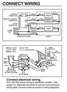 nutone bathroom fan wiring diagram get free image about wiring diagram