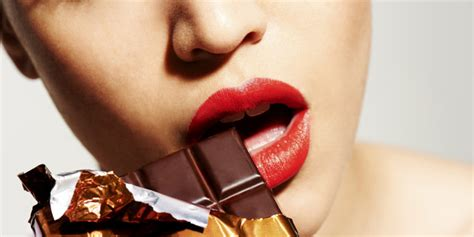 eats chocolate new anti aging chocolate may make skin look 30 years younger huffpost