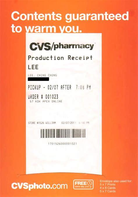 cvs receipt template ka ching cvs settles receipt lawsuit the gun
