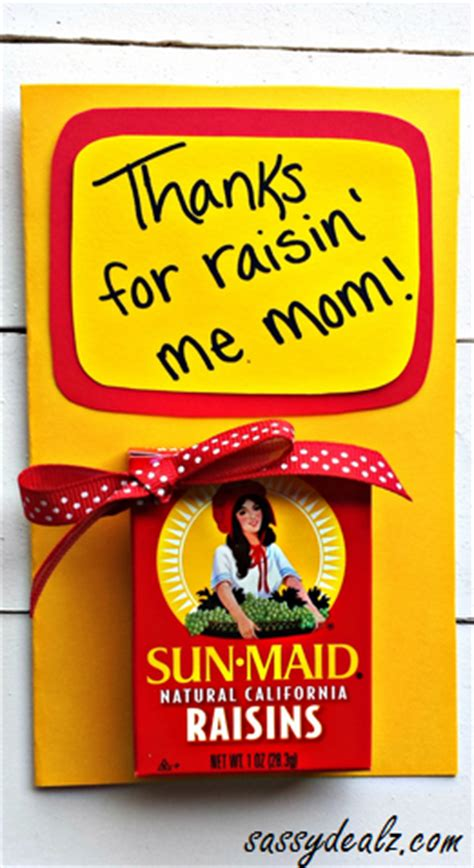 card on day quot thanks for raisin me quot s day card crafty morning