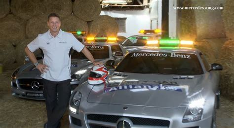 Topi Trucker Chanel Sls 1 image bernd mayl 228 nder with the 2013 sls amg gt f1 safety