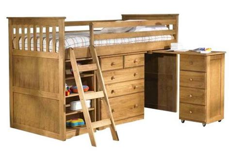 Pine Mid Sleeper Bed by Buy Amani Mid Sleeper Cabin Bunk Bed Waxed Pine From Our