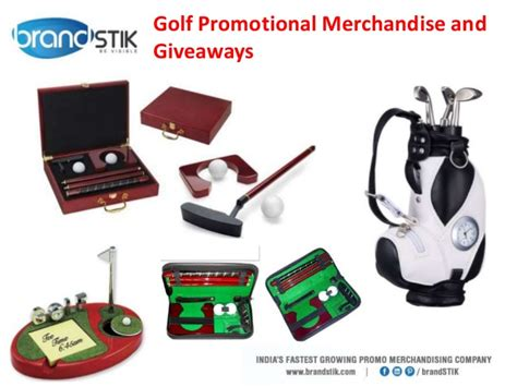 Logo Giveaway Items - golf promotional merchandise and giveaways