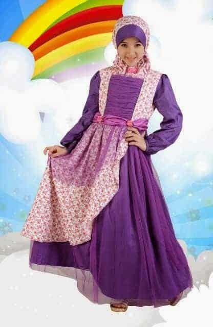 Baju Muslim Dewasa Untuk Pesta busana muslim anak untuk pesta ethica collection