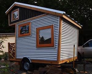 Micro Cabin Plans 75 sq ft funky micro cabin on wheels tiny house pins