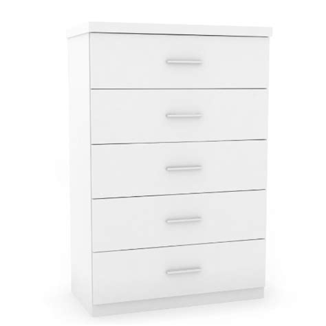 Affordable White Dresser Cheap Sonax T 011 Lwb Willow 5 Drawer Dresser In