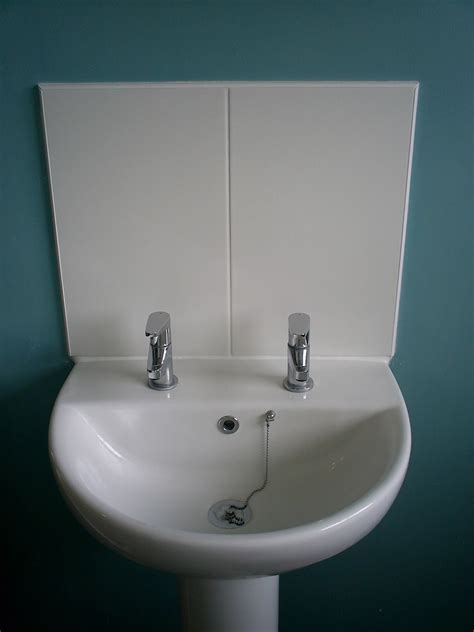Splashbacks For Bathroom Sinks 28 Images Bathroom Sink Splashback Ideas Cloakroom