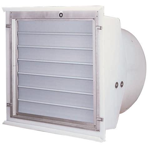 canarm wall exhaust fan canarm plastic flush mount exhaust fan 36 quot teksupply