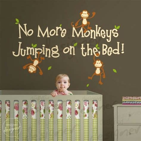 No More Monkey Jumping On The Bed by No More Monkeys Jumping On The Bed Baby In Belly