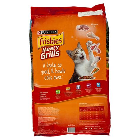 Friskies 3 Kg Meaty Grills friskies meaty grills 10kg