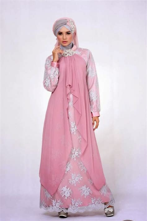 Gamis Dress Baju Muslimah Motif 04 corak studio design gallery best design