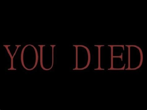 Youre Was Dead souls 3 compilation