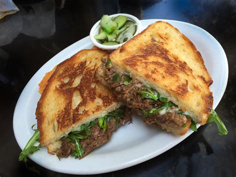 short rib sandwich shredded short rib sandwich is a classic combination of