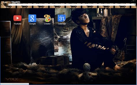google themes doctor who voodoo ravi google chrome theme by doctorjester on deviantart
