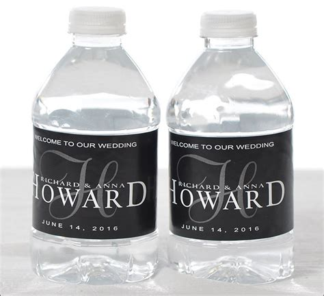 water bottle template search results for free water bottle label template