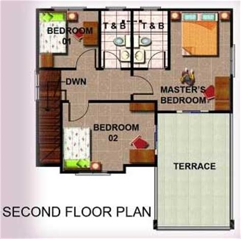 2nd floor house design in philippines filipino simple two storey dream home l usual house design ideas philippines