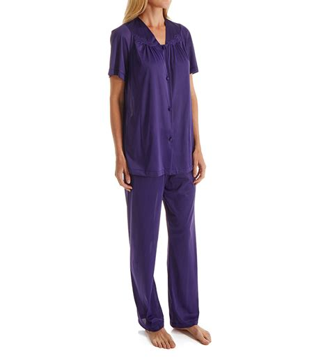 Vanity Fair Pajamas vanity fair coloratura vintage pajama set 90107 vanity fair sleepwear