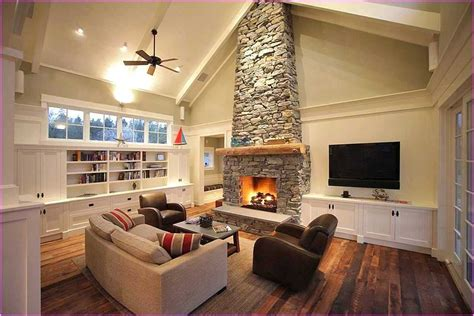 Cathedral Ceiling Living Room Lighting - vaulted ceiling living room lighting ideas www