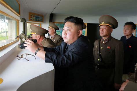 kim jong un korean biography hwasong 12 north korea s new missile has a terrifying range