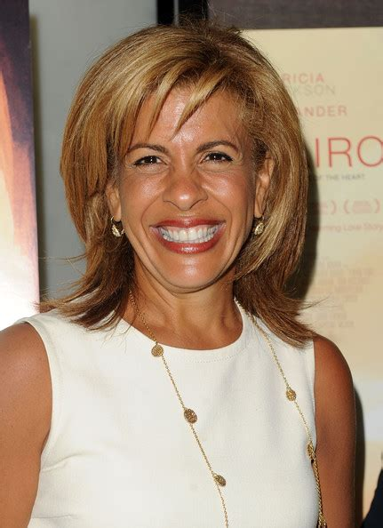 who colors hoda kotbs hair the gallery for gt hoda kotb haircut