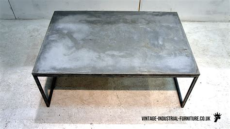 concrete coffee tables concrete coffee table