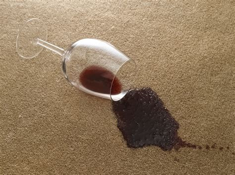 wine stain on rug how to remove wine stains from a carpet