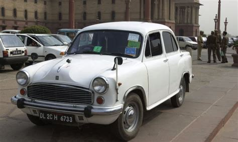car models names in india hindustan motors sells the iconic ambassador car brand to
