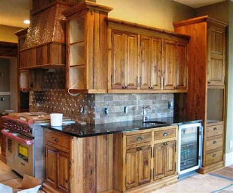Cypress Kitchen Cabinets Cabinets In Cypress Wood With Finish Custom Built By Specialty Woodcraft Www
