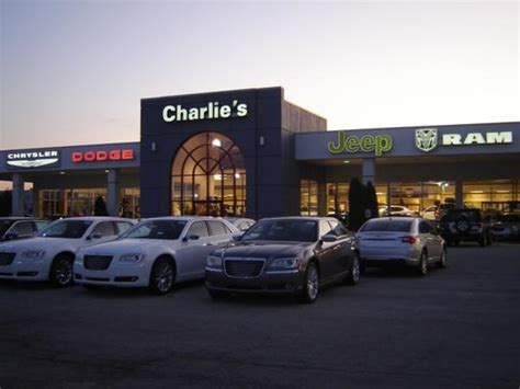 charlies dodge s dodge chrysler jeep car dealership in maumee oh