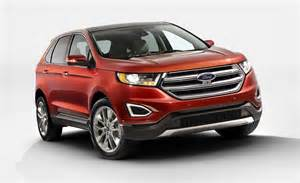 2016 Ford Edge 2016 Ford Edge Carsfeatured