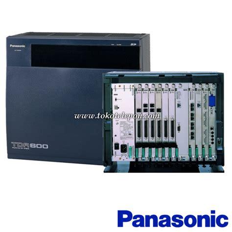 Panasonic Ns300 Kap 6 0 Kx Dt543 jual panasonic pabx kx tde600 kap 16 co 256 extension
